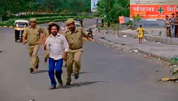 Munna Mange Memsaab Omkar Das Manikpuri With Police Stills