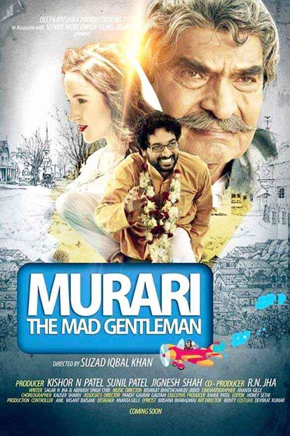 Murari The Mad Gentleman Asrani Wallpaper Poster