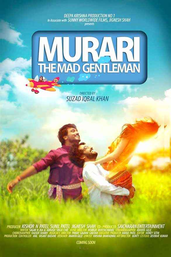 Murari The Mad Gentleman First Look Poster