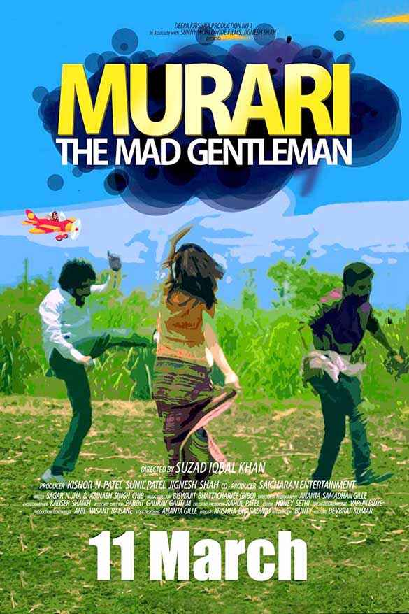 Murari The Mad Gentleman HD Wallpaper Poster