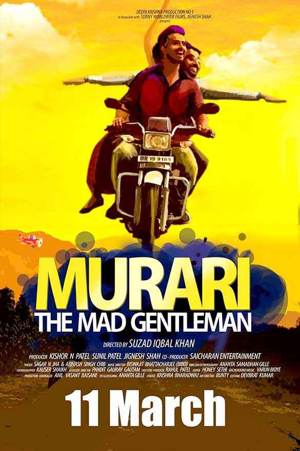 Murari The Mad Gentleman HD Poster