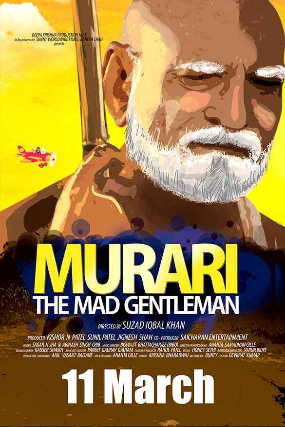 Murari The Mad Gentleman Surendra Rajan Poster