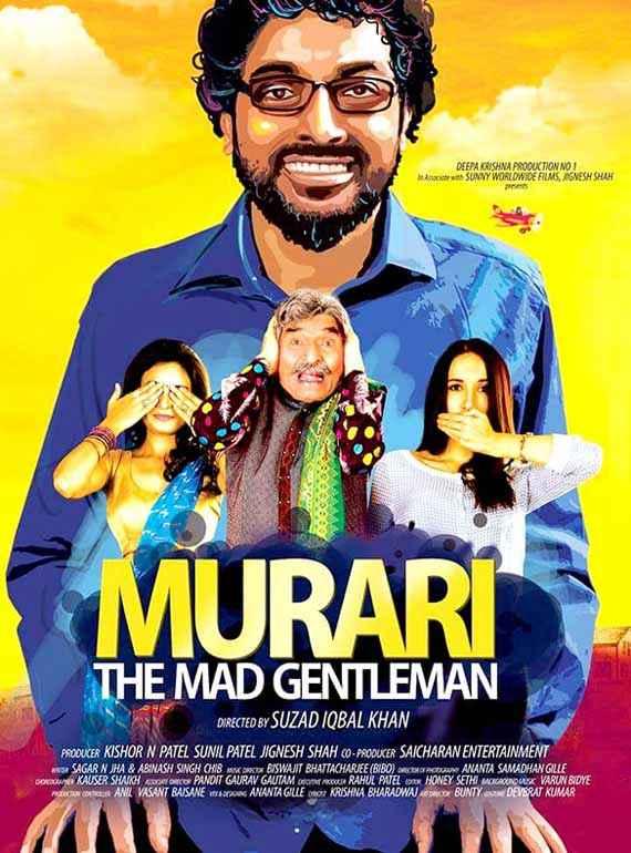 Murari The Mad Gentleman  Poster