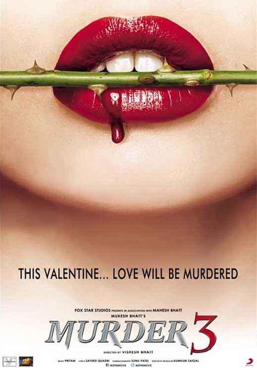Murder 3 Poster
