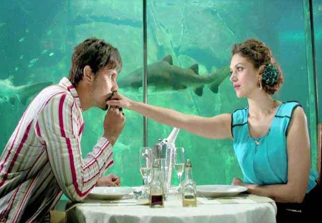 Murder 3 Randeep Hooda Aditi Rao Hydari Romantic Scene Stills