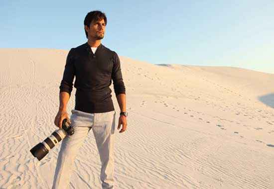 Murder 3 Randeep Hooda with Black Camera Stills