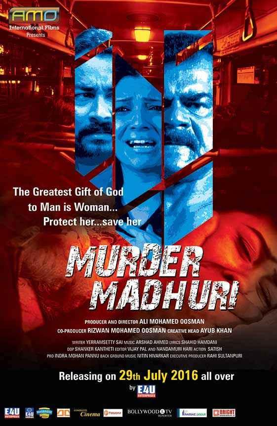 Murder Madhuri  Poster
