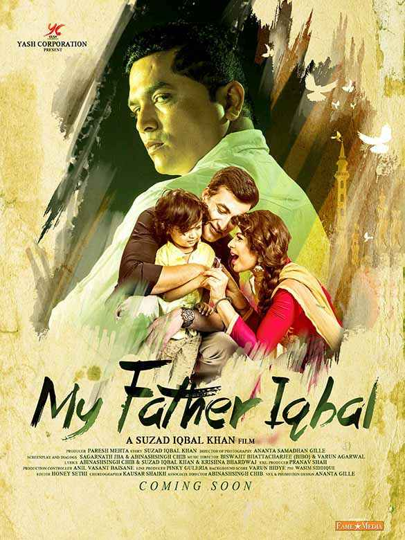 My Father Iqbal HD Wallpaper Poster