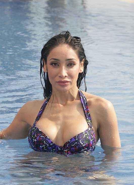 Naachle London Sofia Hayat Hot Photos Stills