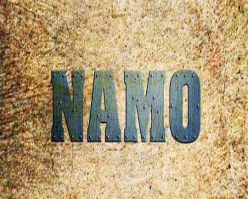 NaMo - Narendra Modi Poster