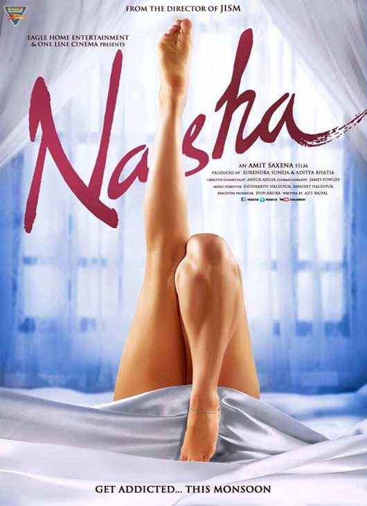 Nasha First Look Wallpaper Poster