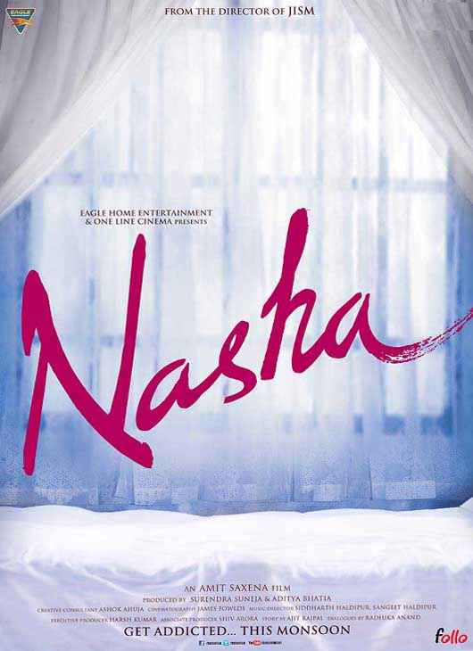Nasha First Look Poster