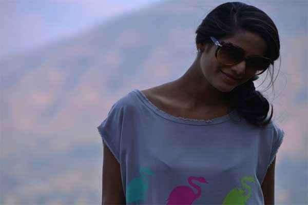 Nasha Hot Poonam Pandey in Goggle Stills