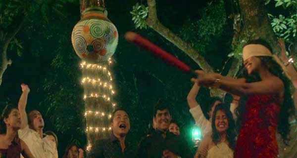 Nasha Poonam Pandey in Happy Mood Stills