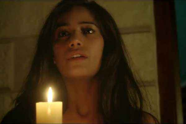 Nasha Poonam Pandey with Candle Stills