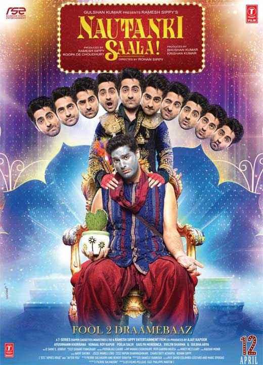 Nautanki Saala  Poster