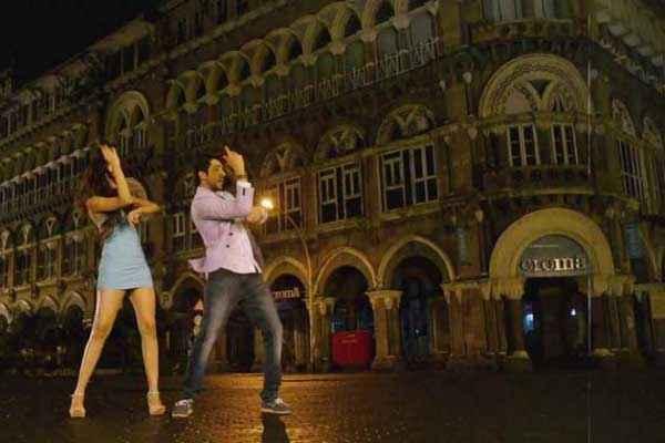 Nautanki Saala Ayushman Pooja Salvi Dance Scene Stills
