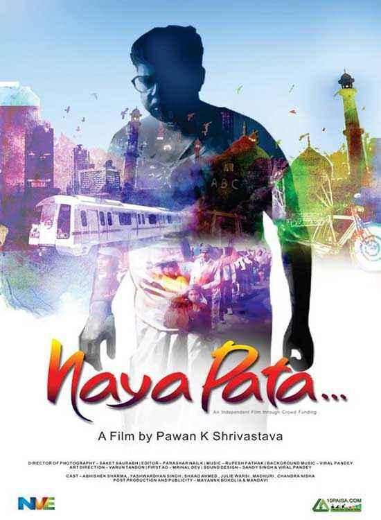 Naya Pata Poster