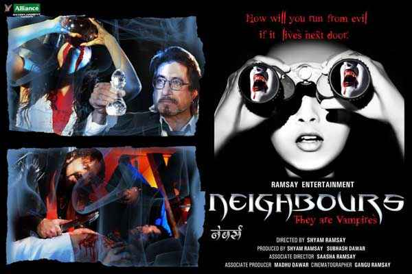 Neighbours Image Poster