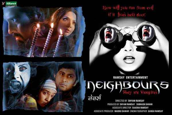 Neighbours Photo Poster