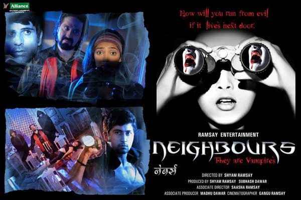 Neighbours Wallpaper Poster