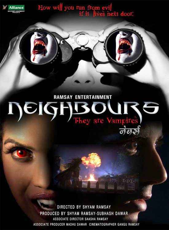 Neighbours  Poster