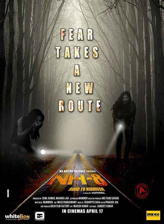 NH 8 Road To Nidhivan First Look Poster