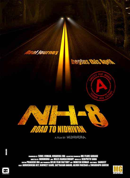 NH 8 Road To Nidhivan Poster