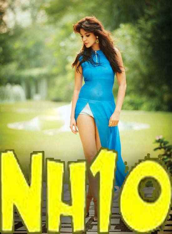 NH10 Anushka Sharma Hot Poster