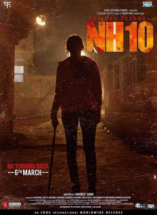 NH10 Anushka Sharma Poster