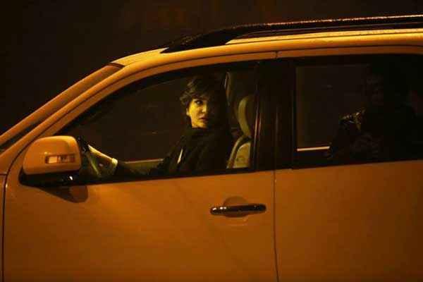 NH10 Anushka Sharma In Car Stills