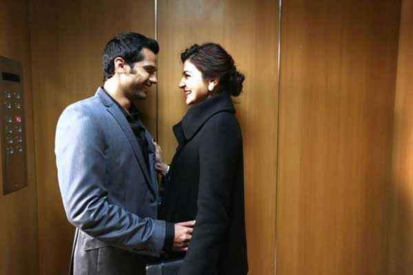 NH10 Neil Bhoopalam Anushka Sharma Romance Smile Stills