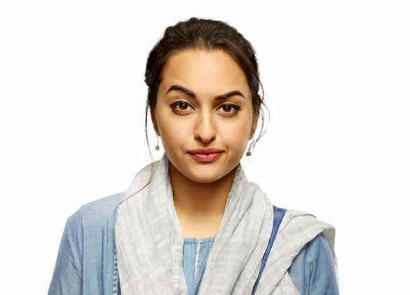 Noor Sonakshi Sinha Face Stills