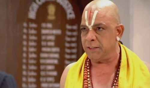 OMG Oh My God Star Cast Govind Namdev