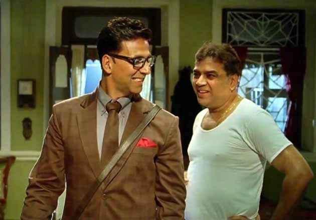 OMG Oh My God Akshay Kumar And Paresh Rawal Comedy Stills