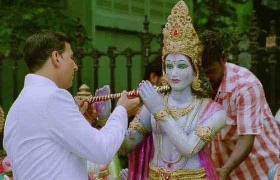 OMG Oh My God Akshay Kumar With God Stills