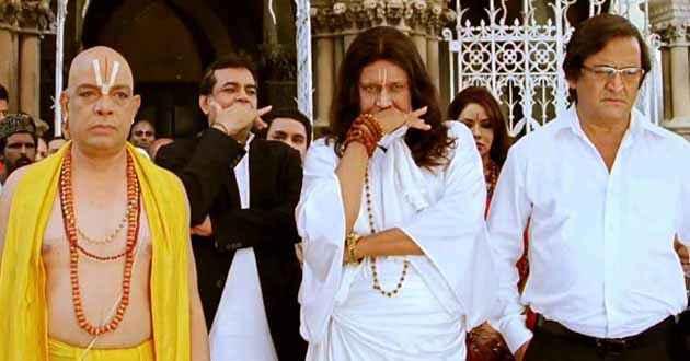 OMG Oh My God Govind Namdev Mithun Chakraborty Mahesh Manjrekar Stills