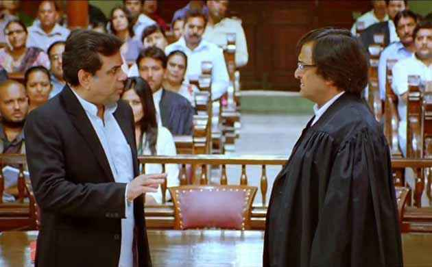 OMG Oh My God Paresh Rawal And Mahesh Manjrekar In The Court Stills