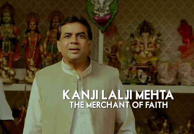 OMG Oh My God Paresh Rawal As Kanji Lalji Mehta Stills