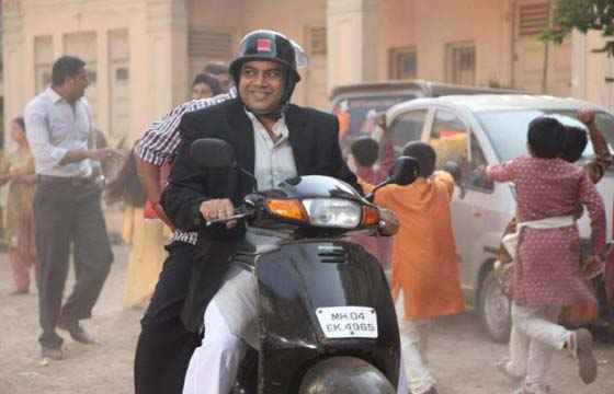 OMG Oh My God Paresh Rawal On Activa Stills