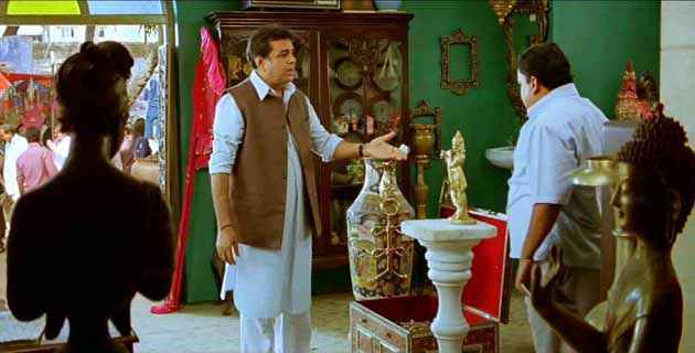 OMG Oh My God Paresh Rawal With God Stills