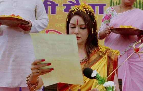 OMG Oh My God Poonam Jhawer Reading Legal Notices Stills