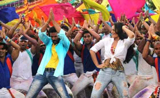 OMG Oh My God Prabhu Deva And Sonakshi Sinha In Go Govinda Item Number Stills