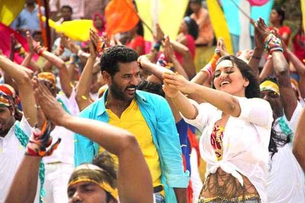 OMG Oh My God Prabhu Deva Sonakshi Sinha Dance Stills