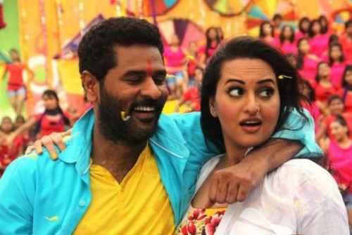 OMG Oh My God Prabhu Deva Sonakshi Sinha In Go Govinda Item Number Stills