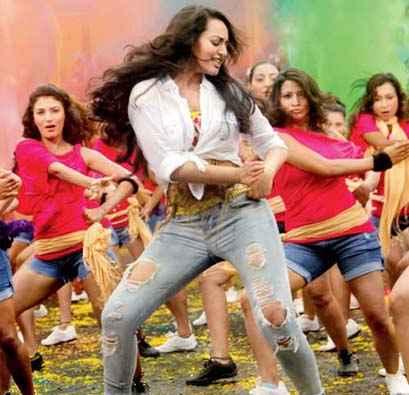 OMG Oh My God Sonakshi Sinha In Go Govinda Item Number Stills