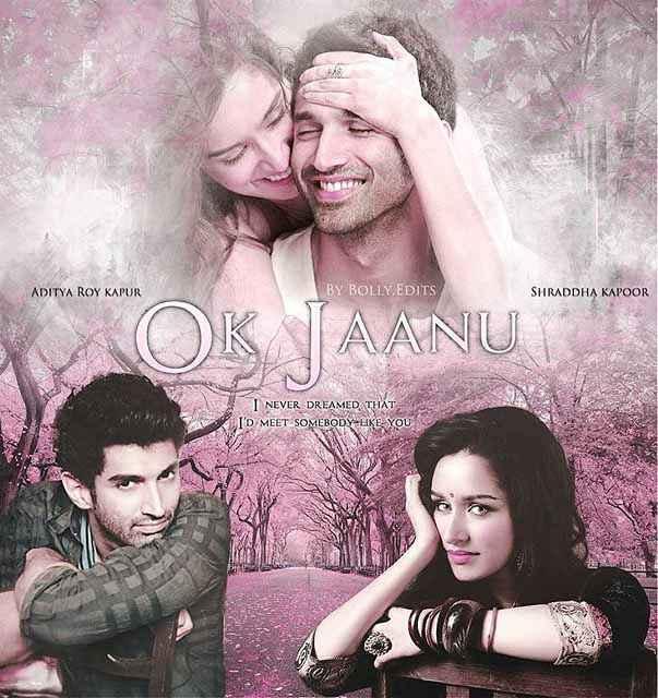 Ok Jaanu Image Poster