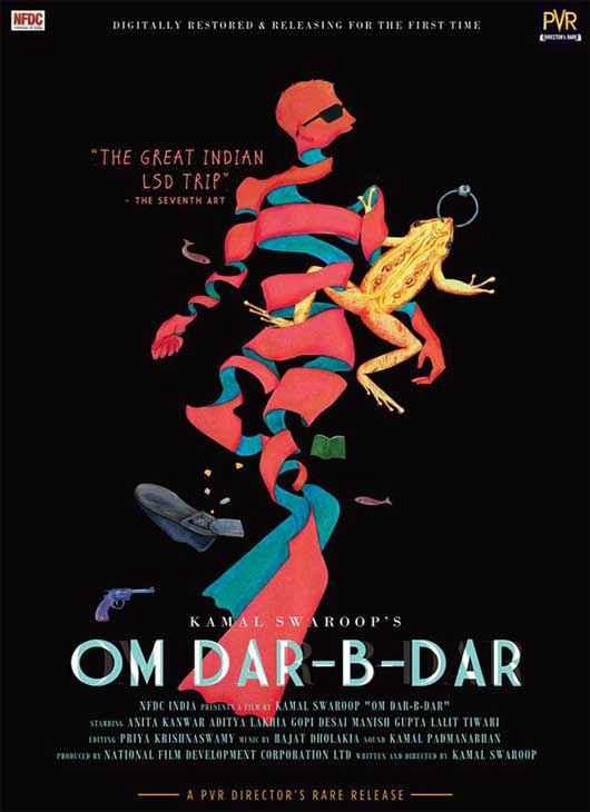 Om Dar B Dar  Poster