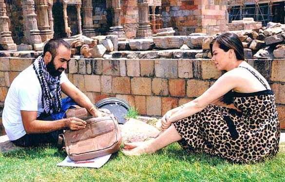 On The Ramp Ranvir Shorey Urvashi Sharma Stills
