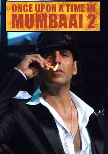 Once Upon A Time In Mumbaai 2 Akshay Kumar Poster